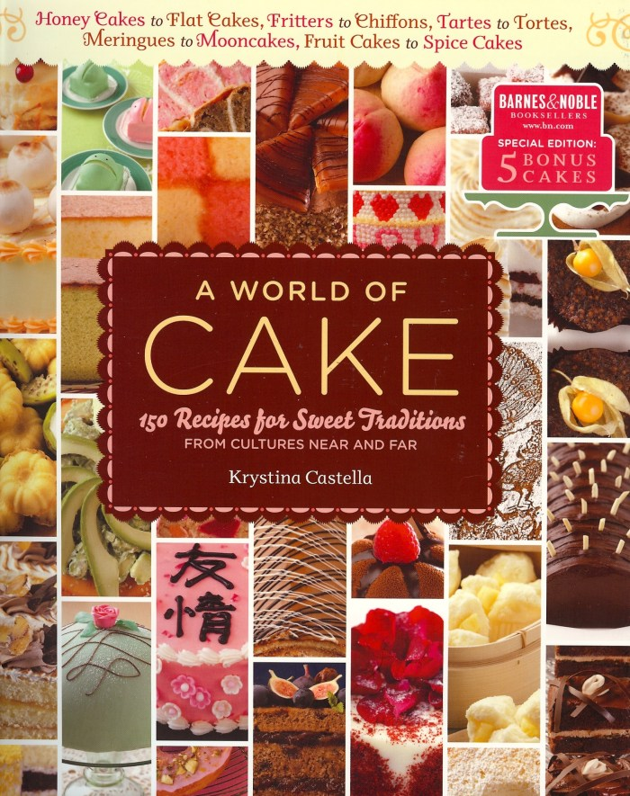 WorldofCakes 700x885 A World of Cake + International Bake off