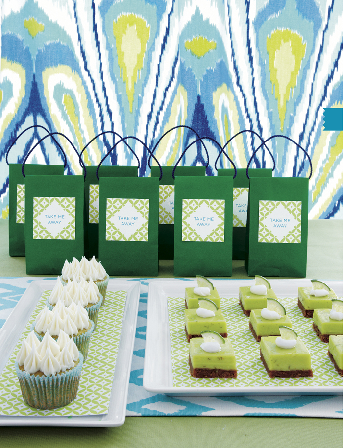 takemeaway Inside the Book: Key Lime Bars