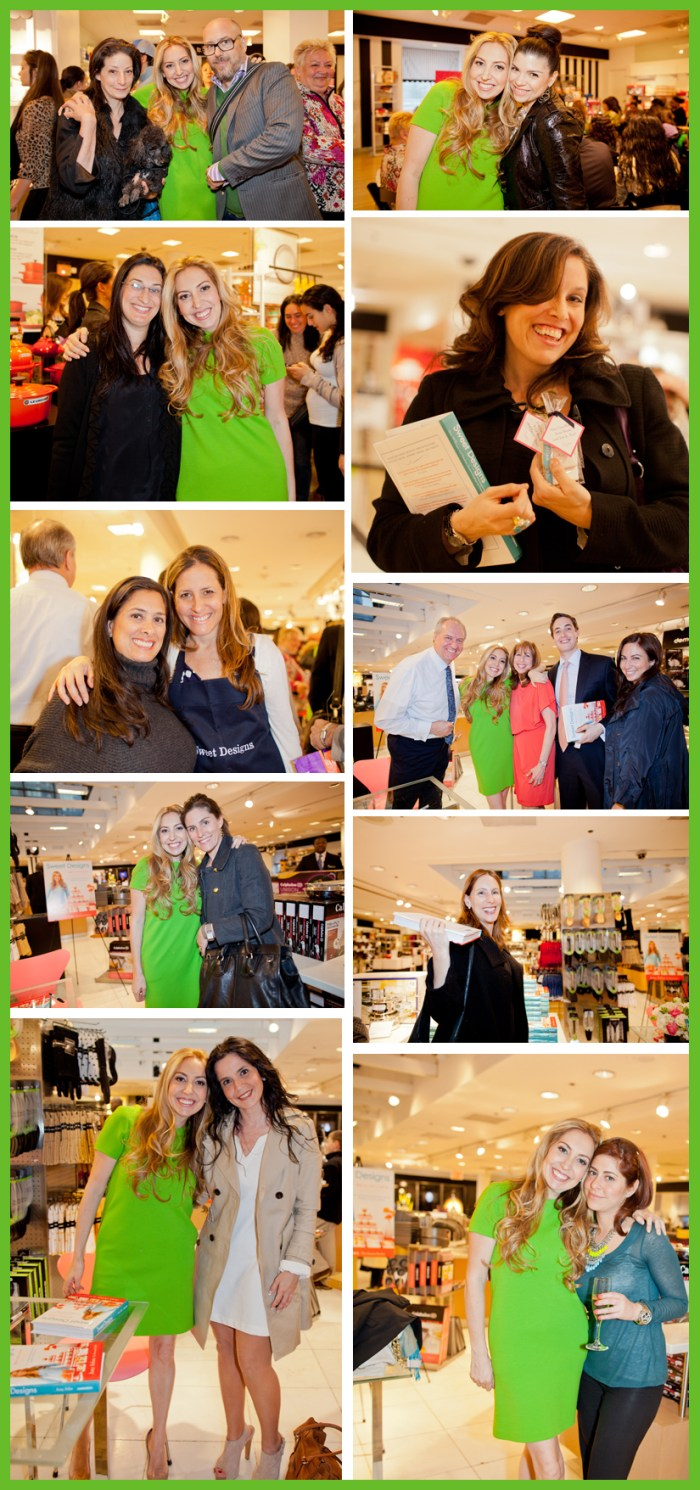 candids21 700x1490 Behind The Scenes: Bloomingdales Sweet Designs Book Signing