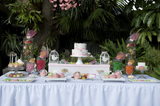 Garden Party Baby Shower Guest Dessert Feature