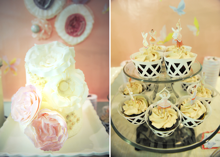 fairy Fairy Guest Dessert Table