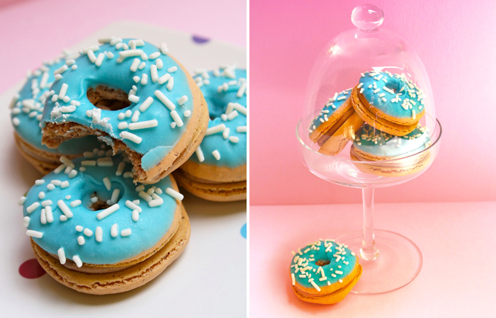macarons Creative Macarons {Great Find}