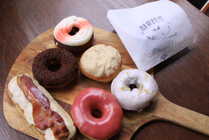 Glazed and Infused Donuts Chicago