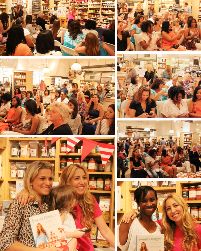Williams Sonoma Atlanta Behind The Book Tour: The Final Leg