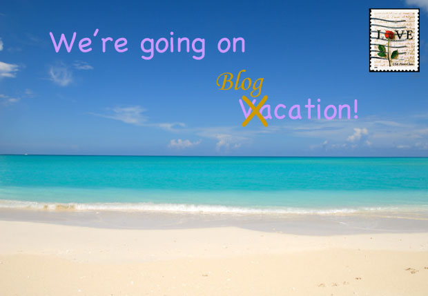 vacation Were Going On…..