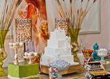 Wedding Guest Dessert Table