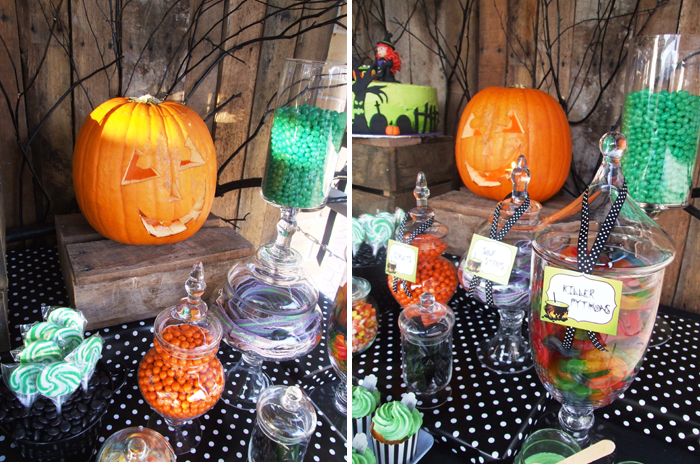Halloween Dessert Table Halloweekend Countdown: Wicked Halloween