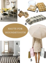 Haute For Houndstooth!