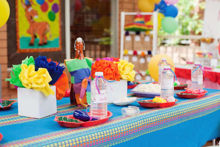 Mexican Party inspiration Cinco De Mayo