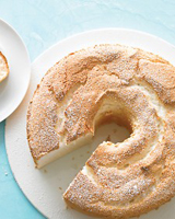 Sweet Origins: Happy Angel Food Cake Day