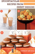 Spooktacular Recipes from Sweet Designs