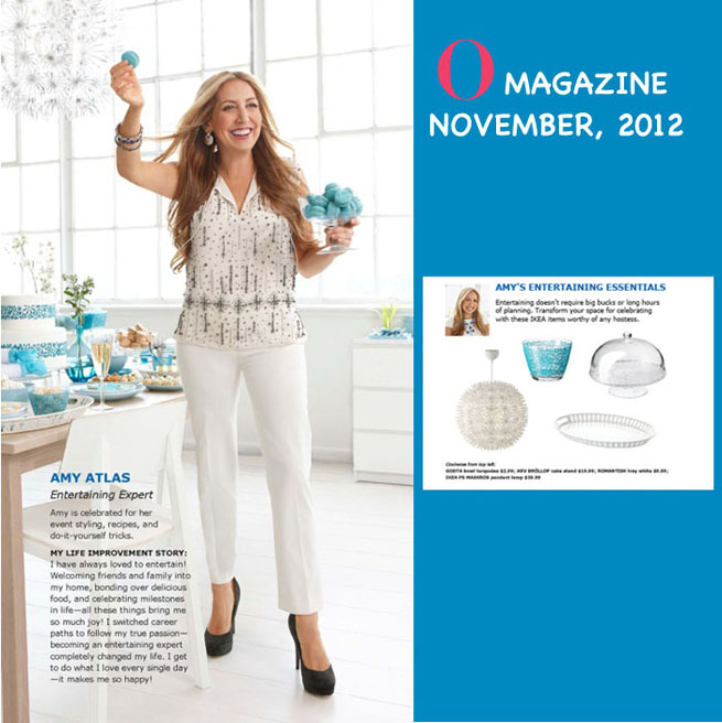 O Magazine November Issue