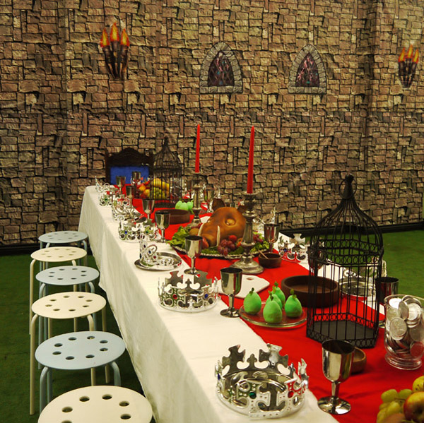Midieval Party for Kids