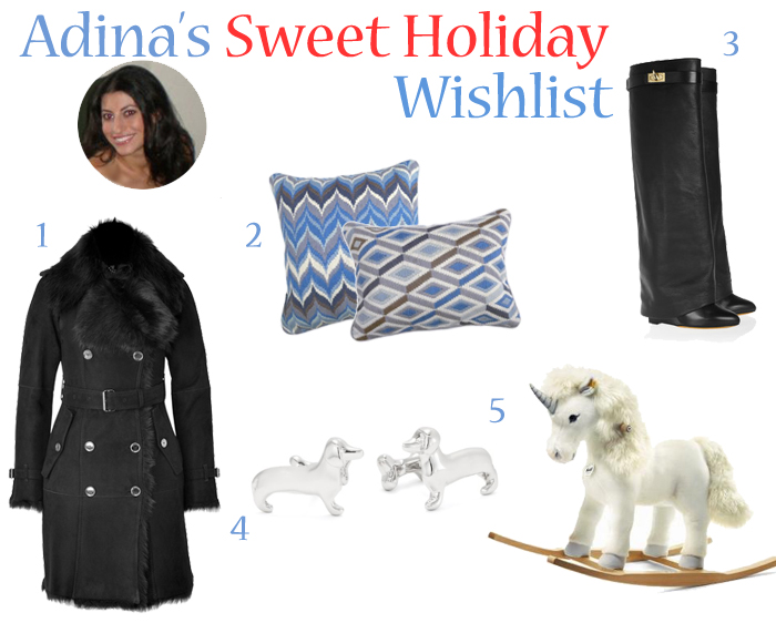 Adinas wishlist Adinas Sweet Holiday Wishlist
