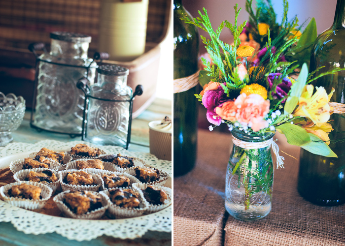 Vintage Wedding Love Is Sweet Guest Dessert Feature