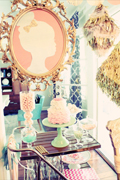 Pretty in Pink Party Feature