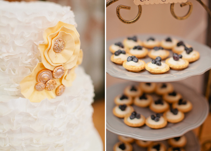 Rustic Wedding Cake Love You More Than Chocolate Guest Dessert Feature