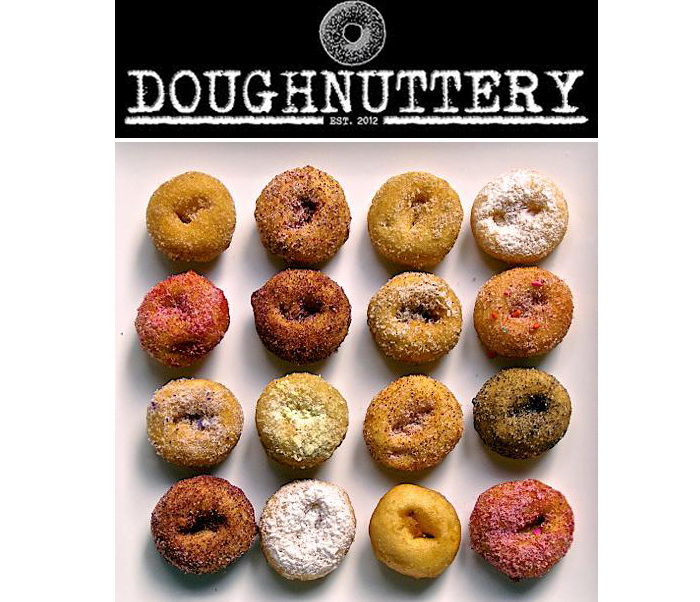 The Doughnuttery2 Great Finds: Doughnuttery