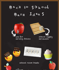 Entertaining Ideas for an A+ Back to School Bash