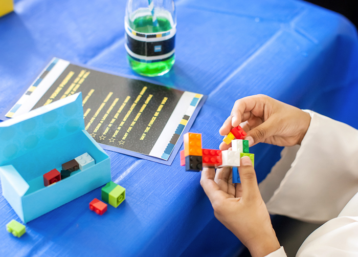 Lego Crafts Legos And Lightsabers Party: Part II