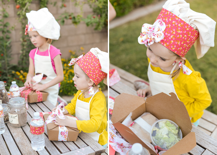 Baking Party for Girls | Girls Party Ideas