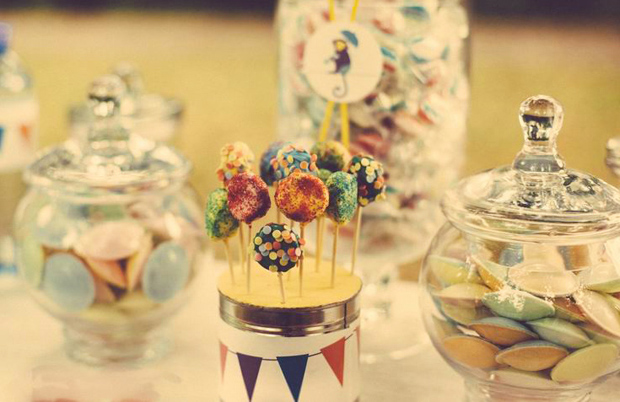 Circus Party for Kids | Cake Pops