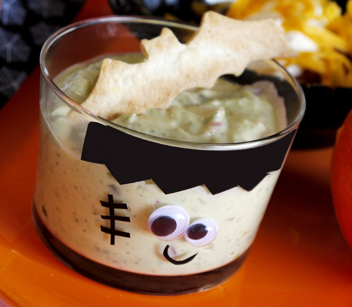 Frankenstein Cup Chilling Halloween Party