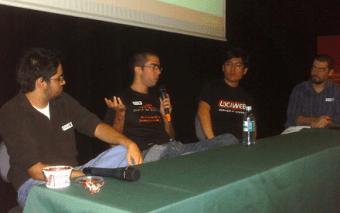 Participação no Lançamento da InfoQ Brasil