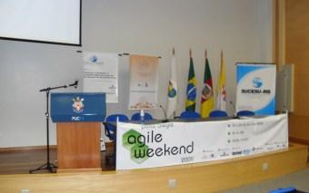 Porto Alegre Agile Weekend 2009