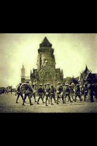 Old khmer(クメール)
