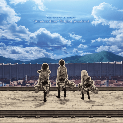 attack on titan soundtrack cover