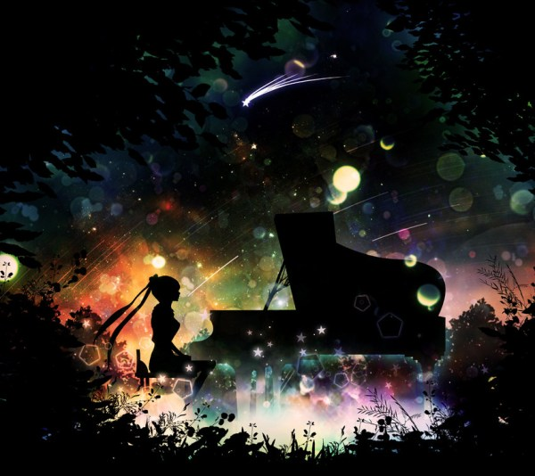 Vocaloid Piano