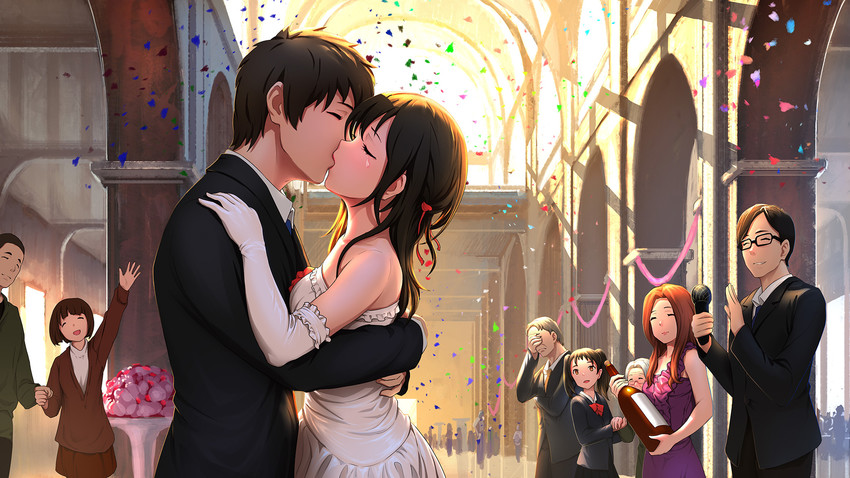 Weddings With A Touch Of Anime Music