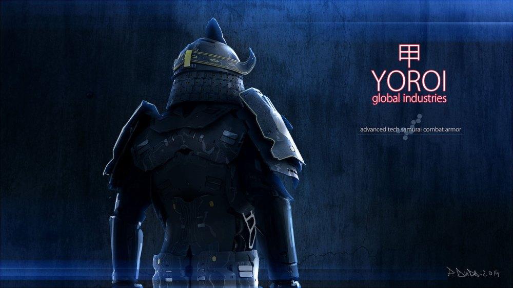 Cyber Samurai!
