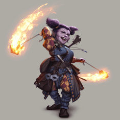 Thespian The Ember Dancer