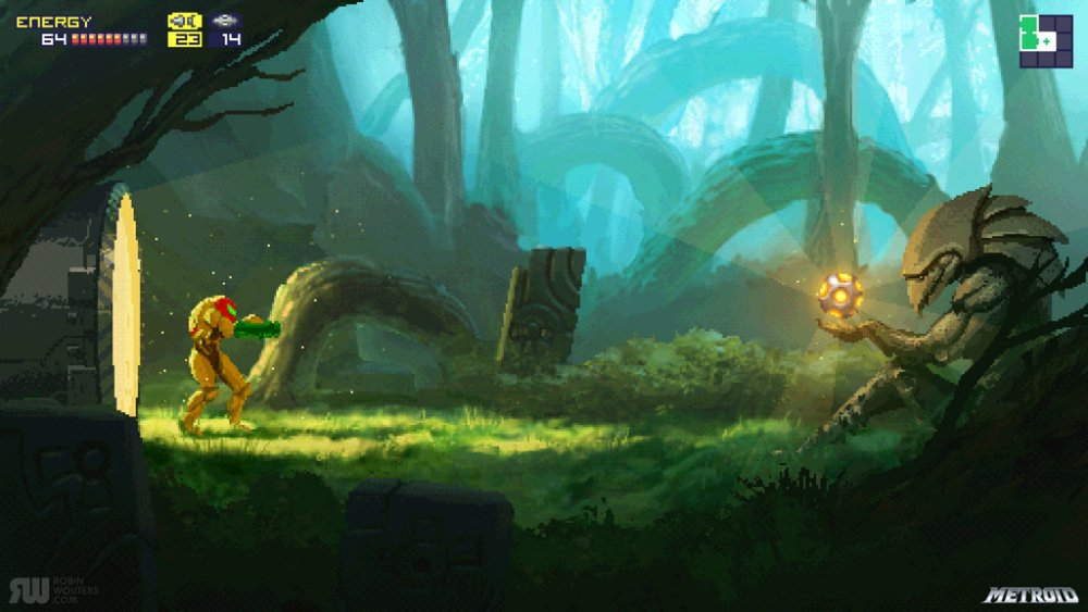 metroid-by-robin-wouters