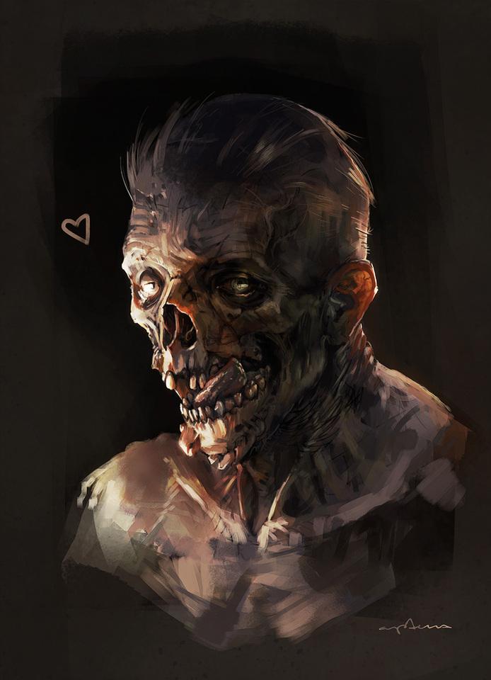 display_zombie