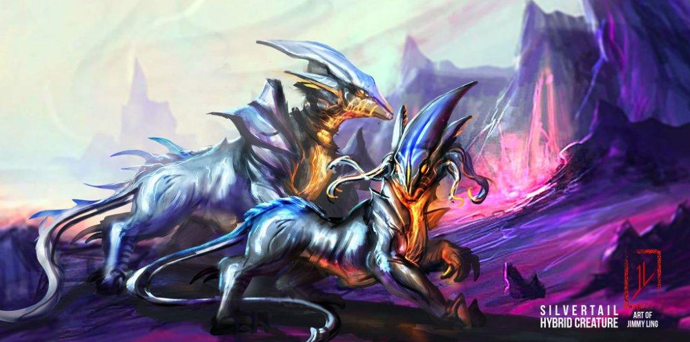 display_silvertails_creature_designs_by_dreadjim-d868okz
