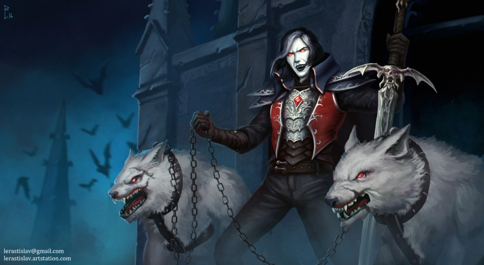 Vampire Lord by Rastislav Le