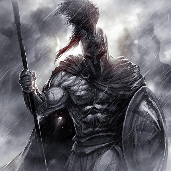 Commission Spartan by Çağlayan Kaya Göksoy