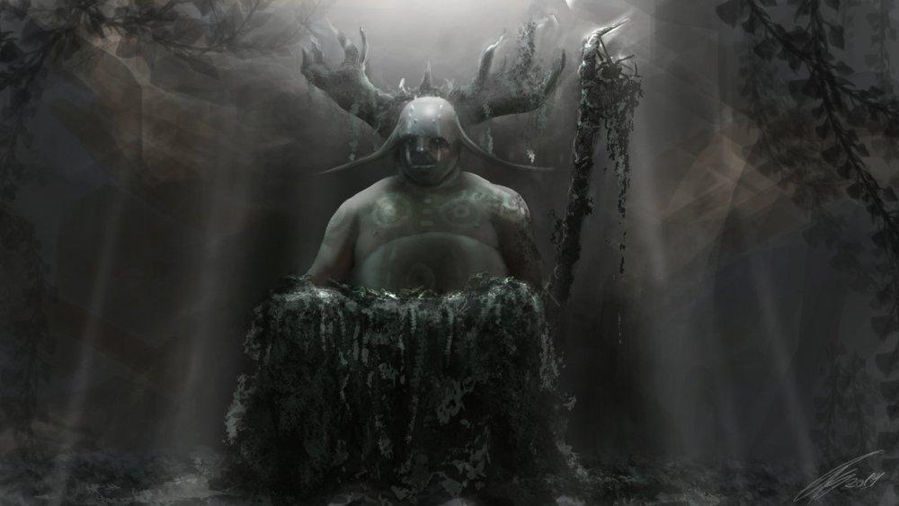 Druid King by Tiago Silvério