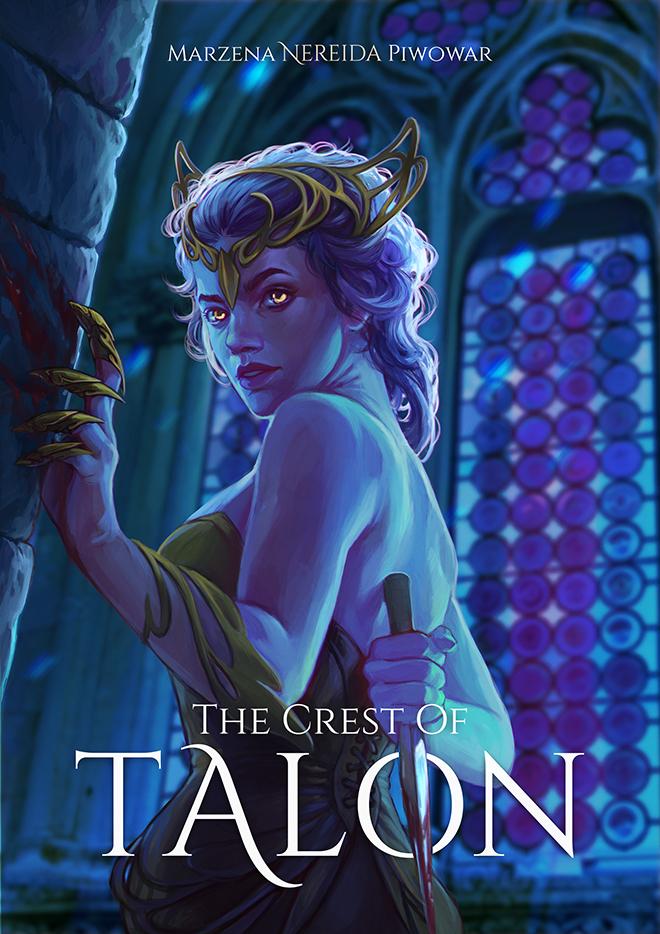 The Crest Of Talon by Marzena Nereida Piwowar