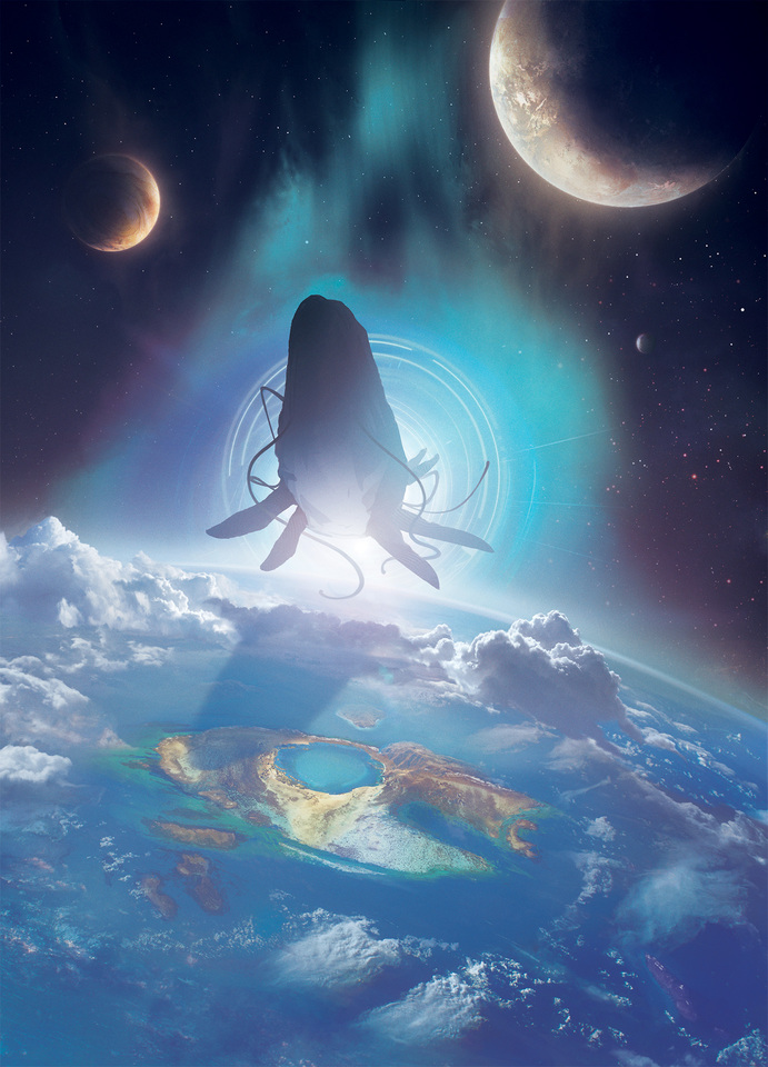 Book Cover Les Abimes D Autremer by Jessica Rossier