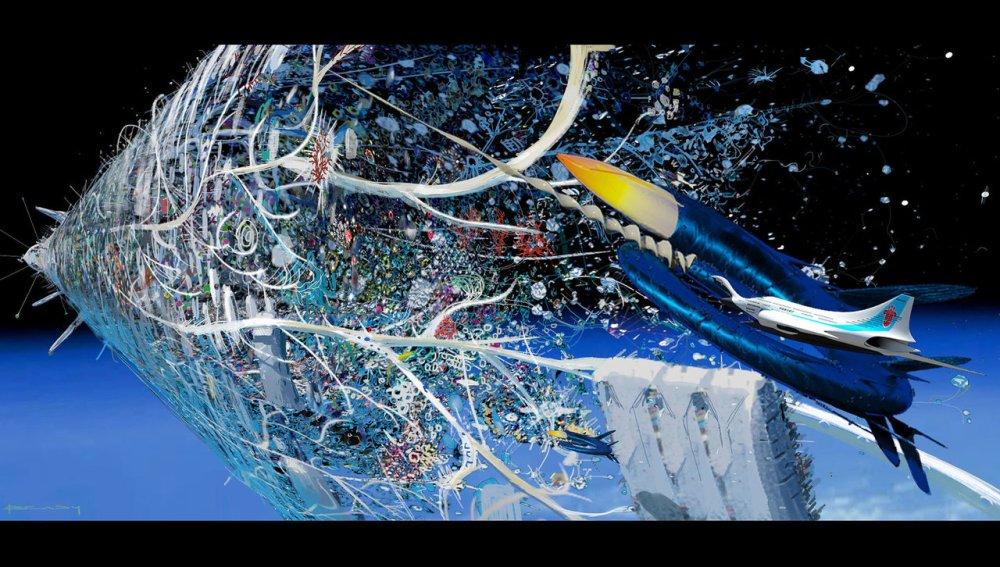 Space Vegas 4 by Alex Brady