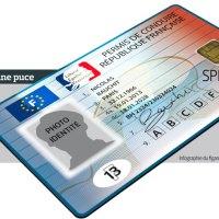 Le permis de conduire à puce biométrique c'est pour bientôt