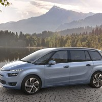 Nouveau Citroën Grand C4 Picasso 2013 : la version 7 places