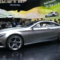 Salon de Francfort 2013 : Mercedes Classe S Coupé Concept , photos