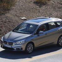 Photos inédites du futur monospace BMW !