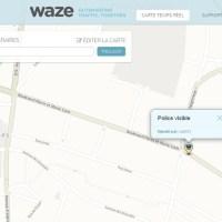 Waze : l'application pour smartphone qui crée la polémique