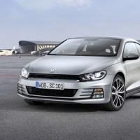 Nouveau Volkswagen Scirocco : un léger relooking pour fêter les 40 ans